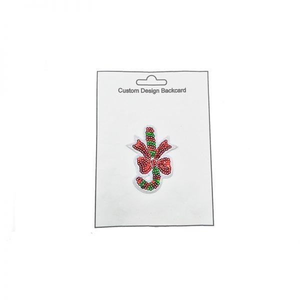 Wholesale lollipop design iron on patches