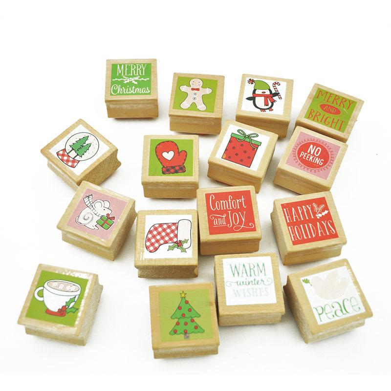Rubber stamp decorative wood stamp DIY craft - China ...