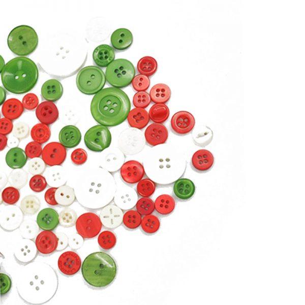 Plastic button  colorful decorative  DIY apparel accessories