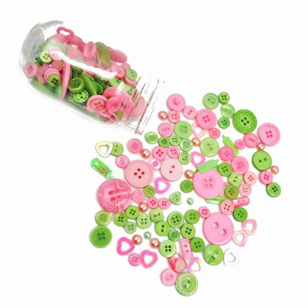 Plastic Button Company   DIY apparel accessories