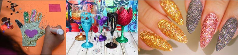 Custom color wholesale craft glitter for hand craft-China-Crafts-Supplies, Sino crafts is a professional manufacturer and supplier of arts & crafts, officially established in 2003.