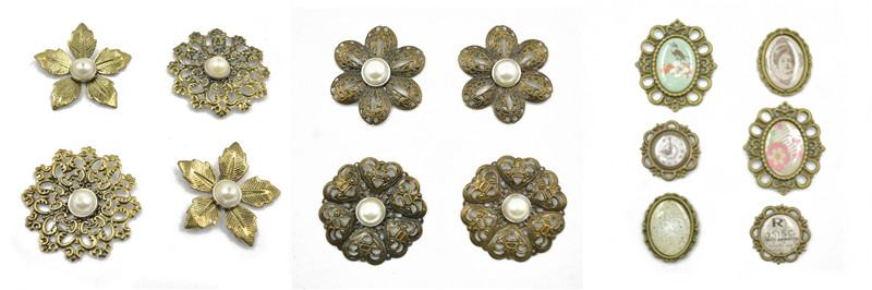 2.5cm flower shape craft trinkets for wholesale-China-Crafts-Supplies, Sino crafts is a professional manufacturer and supplier of arts & crafts, officially established in 2003.