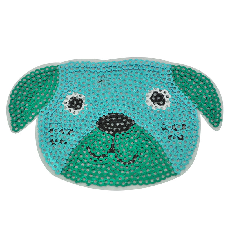 Cute Sequin Iron On Patch Manufacturer-China-Crafts-Supplies, Sino crafts is a professional manufacturer and supplier of arts & crafts, officially established in 2003.