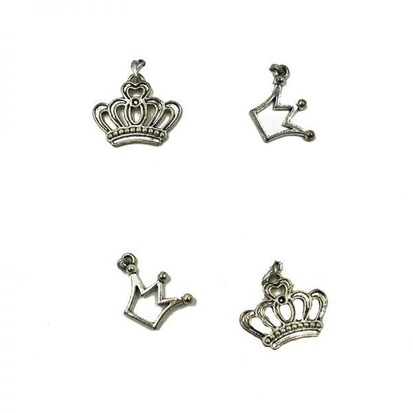 2designs crown shape charm for DIY hobby