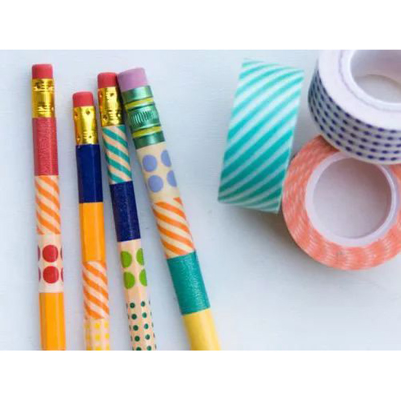 Correct use of washi tape(2)-China-Crafts-Supplies, Sino crafts is a professional manufacturer and supplier of arts & crafts, officially established in 2003.