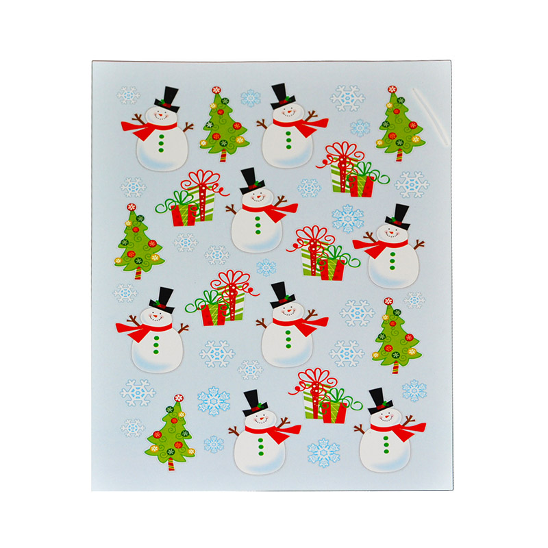 Beautiful Christmas Paper Stickers-China-Crafts-Supplies, Sino crafts is a professional manufacturer and supplier of arts & crafts, officially established in 2003.