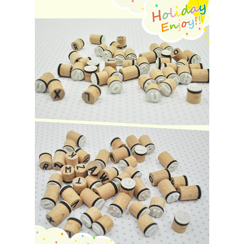 Wood stamp about different shape-China-Crafts-Supplies, Sino crafts is a professional manufacturer and supplier of arts & crafts, officially established in 2003.