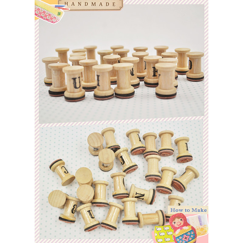 Cylinder wood stamp and DIY crafts rubber stamp-China-Crafts-Supplies, Sino crafts is a professional manufacturer and supplier of arts & crafts, officially established in 2003.