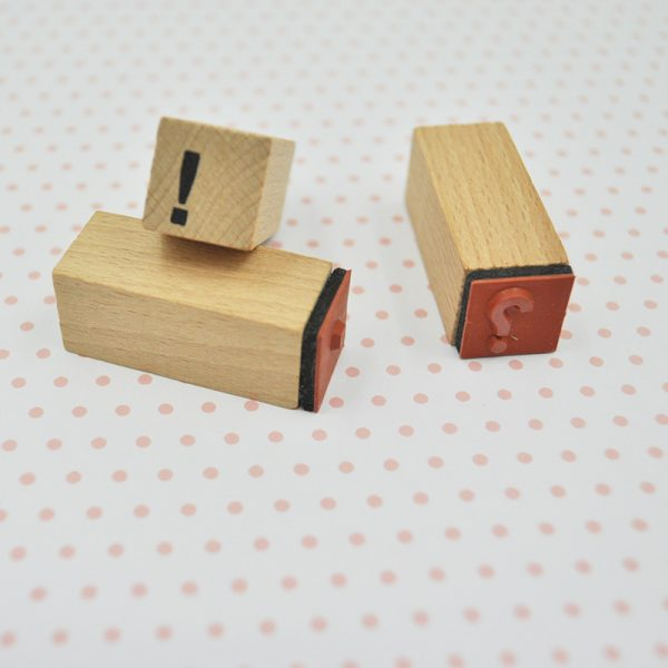Symbol rubber stamp crafts and wood stamp for habby manufacturer