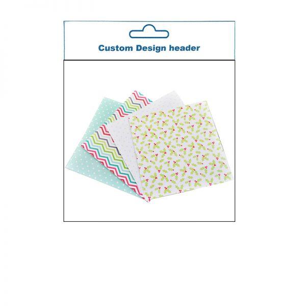 Winter berry design washi sheet for scrapbook