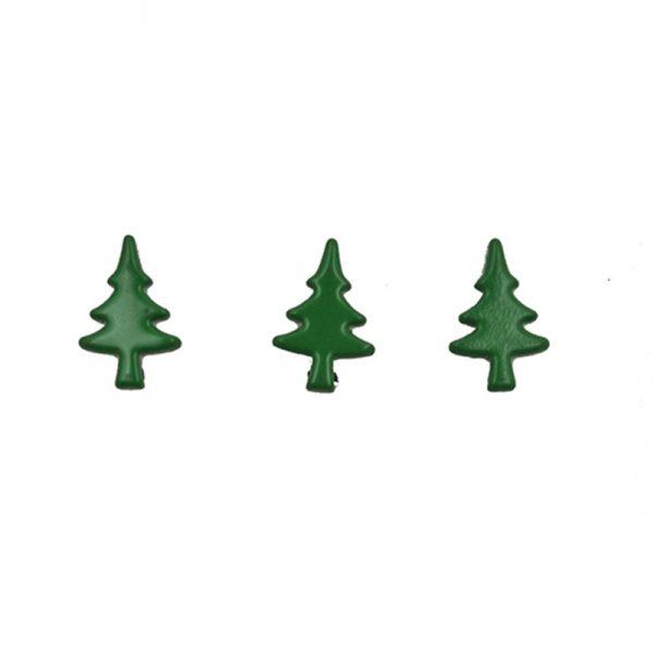 Christmas theme craft brads for DIY hobby
