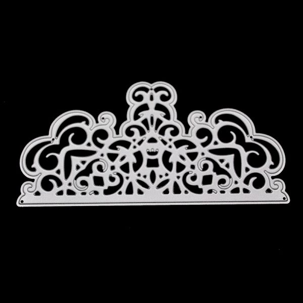 Crown shape die cutting dies for DIY crafts