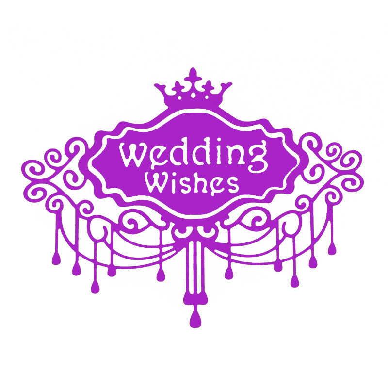 Wedding theme cutting dies for craft hobby-China-Crafts-Supplies, Sino crafts is a professional manufacturer and supplier of arts & crafts, officially established in 2003.