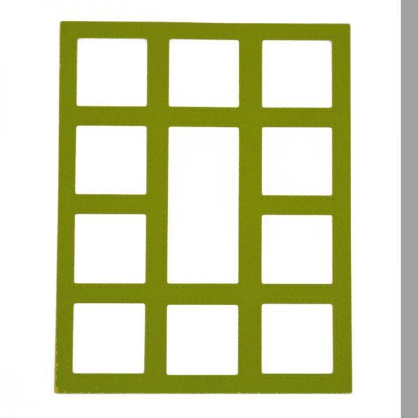 Window design die cutting dies for DIY crafts