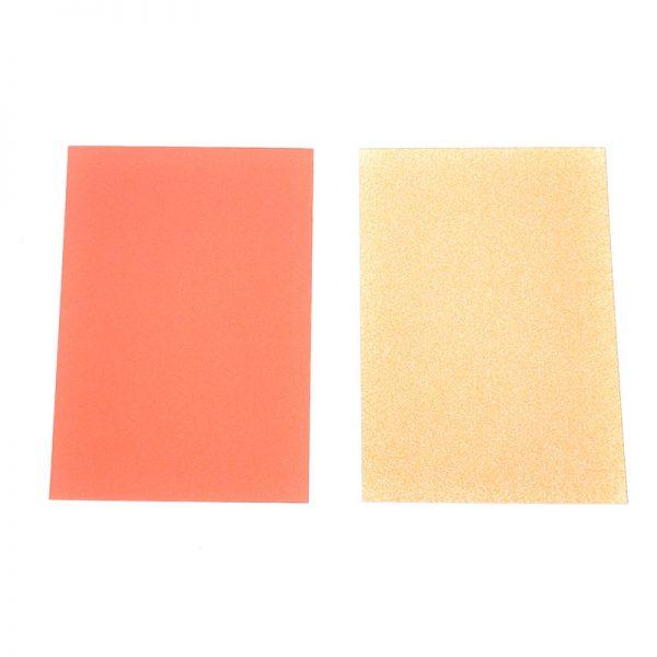 Custom color A4 size glitter craft paper pattern