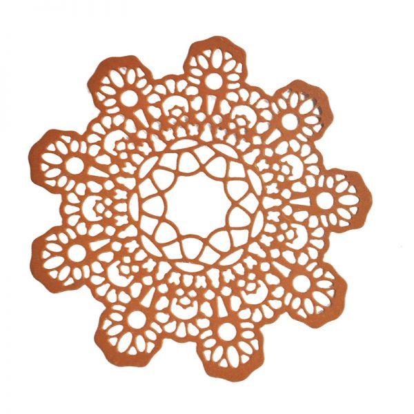 Cutout flower shape die cutting dies for scrapbooking