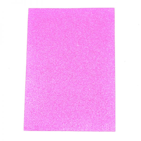 Purpule color flash glitter paper for wholesale