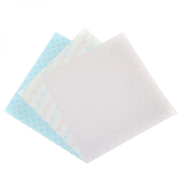 Wedding theme paper pattern for scrapbooking